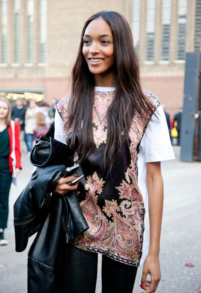 Her Look: Jourdan Dunn