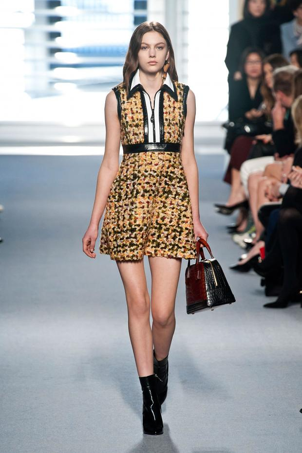 Louis Vuitton-Paris Fashion Week