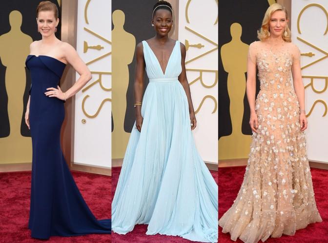 At the Oscars 2014