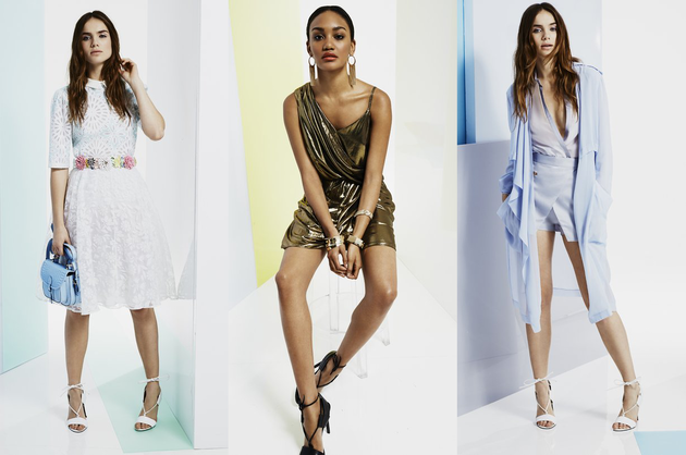 River Island: Pastels and Florals